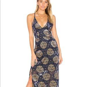 ASTR The Label Maxi Dress
